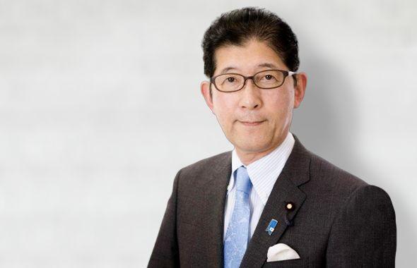 自由民主党新潟県連会長 高鳥修一